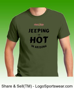 Jeeping is Hot in Arizona Design Zoom